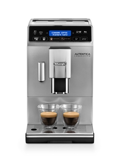 Delonghi Delonghi Autentica ETAM29.660.SB Tam Otomatik Kahve Makinesi Renksiz